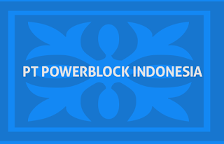 Logo PT Powerblock Indonesia