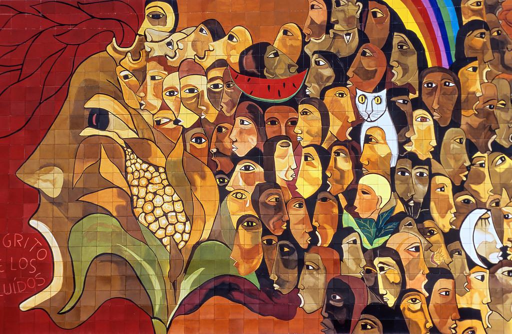 pintura ecuatoriana La historia de la pintura ha tenido un desarrollo cronológico y estilístico paralelo en gran medida al resto de las artes plásticas.
