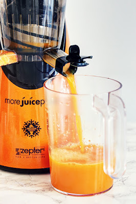 ZEPTER  More Juice Press