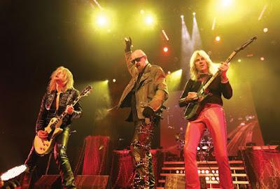 Daftar 10 Lagu Metal Terbaik Band Judas Priest