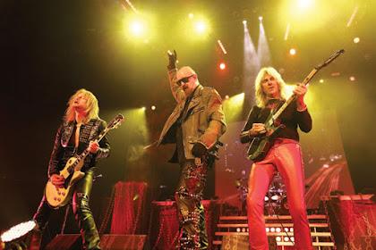 10+ Lagu Metal Terbaik Judas Priest yang Paling Terkenal