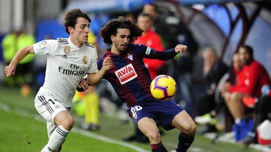 Barcelona's Exile Player Denies Telling a Monkey to Real Madrid Defender