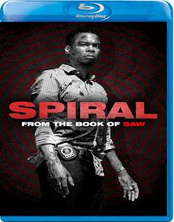Spiral: From the Book of Saw [2021] [BD50] [Latino]