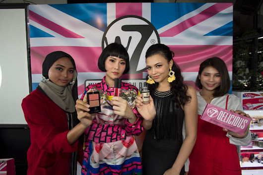 ♥Miriam MerryGoRound♥: London Based Cosmetics - W7 Launched in Malaysia
