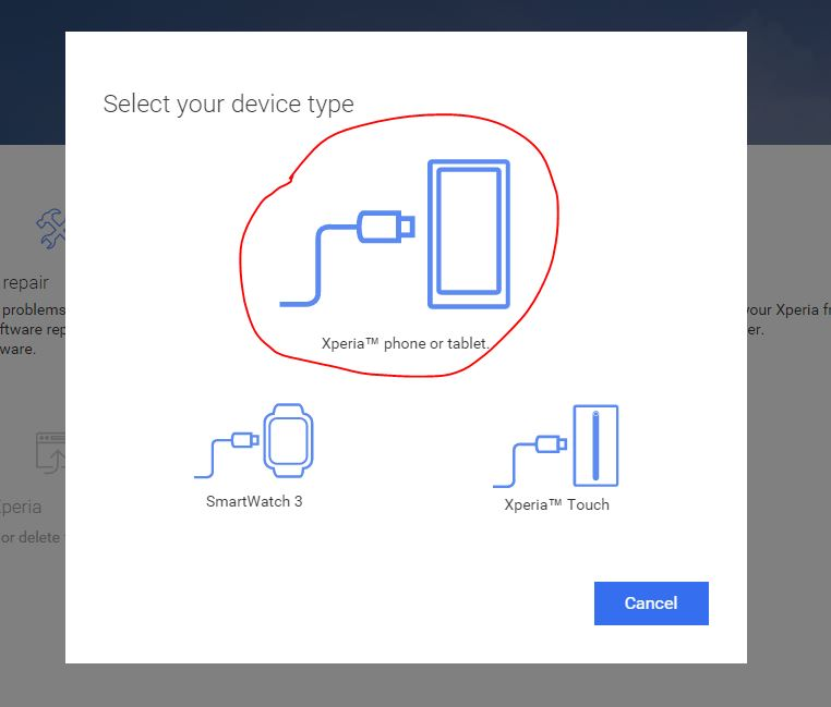 Easy way to Flash all Sony Xperia online with Xperia