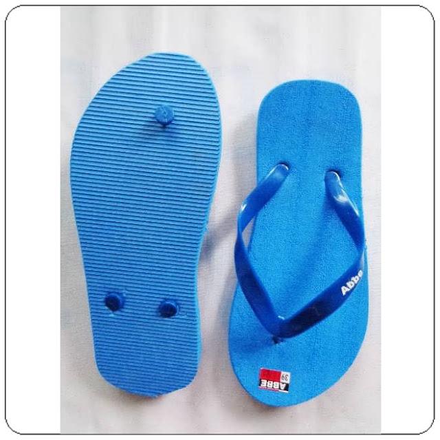 grosirsandalmurah.org - Sandal pria - Sandal AB Polos Warna Pria