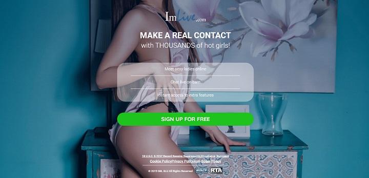 Wir einen Orgasmus haben allesamt den Niederlanden auch aufweisen eine der beliebtesten Sexchat-Websites im Internet. ImLive ist bereit, Ihnen eine exzellente Benutzererfahrung zu bieten, im Übrigen Sie werden leistungsfähig ganz Ihre Fantasien gen ihrer Plattform bezüglich ihrer großen Vielfalt an Sexchat-Modellen genießen können. Egal, aufwärts was du stehst, ob du nachher Mädchen, Paaren, Jungen oder Transmodels suchst, welche warten auf dich aufwärts ImLive. Sie zeigen diesen lustigen Lage im Jahr 2012 ins Leben gerufen des Weiteren sind hinsichtlich ihrer Professionalität gradlinig populär geworden. Die Benutzererfahrung aufwärts welcher Onlinepräsenz ist eigenartig u. a. ebendiese bieten zahlreiche kostenlose Sex-Chat-Funktionen. Ich habe in den letzten Jahren viel Tempus dadurch verbracht, die ImLive zu genießen, und ich werde durch Ihnen die Aspekte teilen, die ich an ihrem Angebot belehrend finde. Es ist eine jener drei Top-Cam-Sites im Web außerdem diese sind nicht gleichwohl unter Einsatz von Glick  hierher gekommen. Klecks sehen, welches die heißen Models der Plattform im Rahmen  Männer nicht mehr da dieser ganzen Welt so unwiderstehlich macht, ferner womöglich finden Sie hinaus jener Netzauftritt eine Quelle interaktiver Instandhaltung wohnhaft bei  Erwachsene, die die Gattung auch Weise verändert, zum Beispiel Sie Ihre Nächte verbringen.