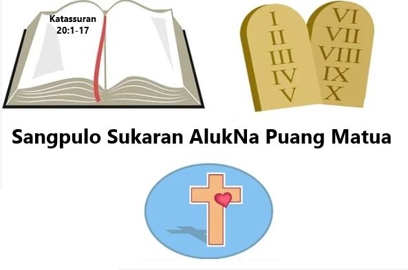 Kesepuluh Firman Bahasa Toraja