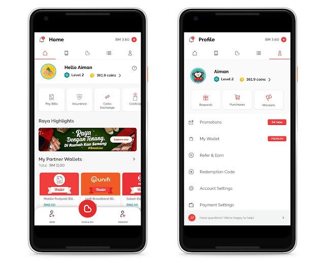 Cara Verify Akaun Boost Premium