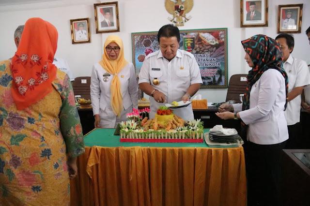 Gubernur Arinal Maksimalkan Potensi Pertanian dan Peternakan Lampung