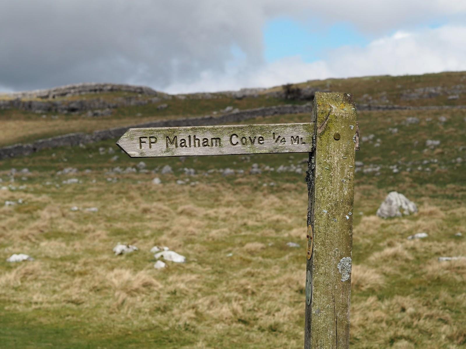 Malham cove