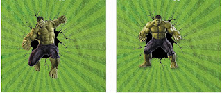 Hulk: Mini Kit para Fiesta para Descargar Gratis.