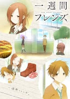 Download ost anime Isshukan Friends opening ending full version