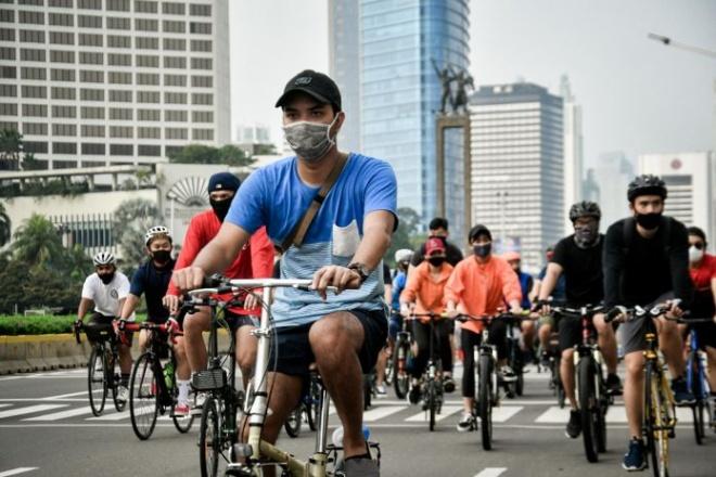 Menhub Terbitkan Aturan Baru Kelengkapan Sepeda, Ini Isinya!