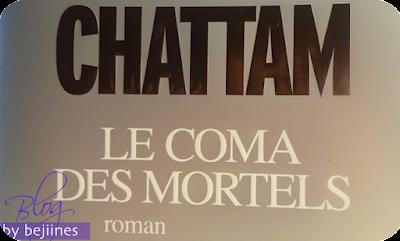 Livre - Le Coma des Mortels : Maxime Chattam