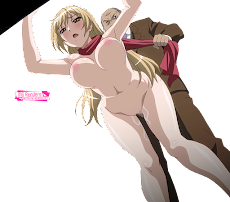 Ran Sem - Ichinose Riko Render 5