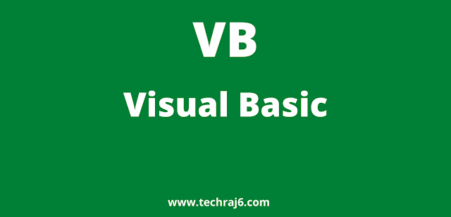VB full form, What is the full form of VB