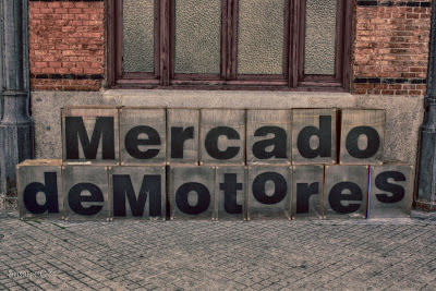 Mercado de Motores - Madrid