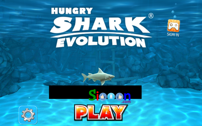 hack game cheat hungry shark evolution