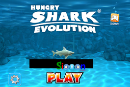 Free Download Game Hungry Shark Evolution Unlimited Money for Smartphone Tablet Android