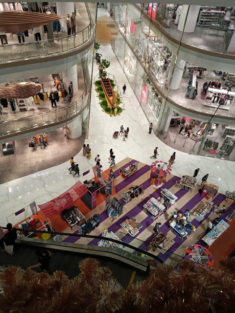 ICONSIAM Best Shopping Mall in Bangkok, Thailand