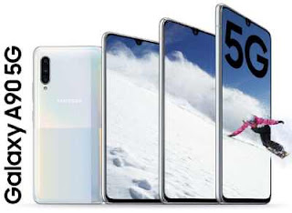 Samsung Galaxy A90 5G dilengkapi Snapdragon 855