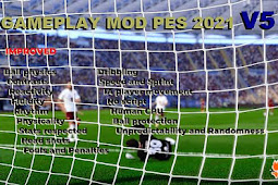 Gameplay Mod Version 1.04.00 DCM 2 - PES 2021