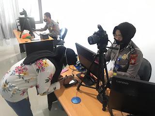 Sat Lantas Polres Bone Maksimalkan Pelayanan SIM Di Masa Pandemi