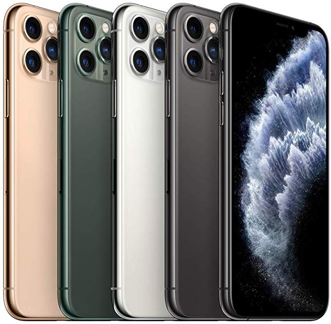 Appele iPhone 11 Pro(64,256,512Gb varriant)#1 Review