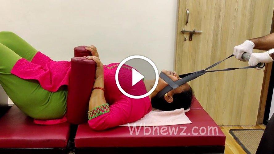 டேய் இந்த ஆன்டியை என்னடா பண்ணுறீங்க – இப்படியும் ஒரு வைத்தியமா ?? அடேங்கப்பா
