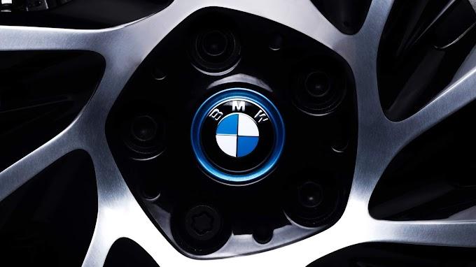 Roda Aro BMW Close Up