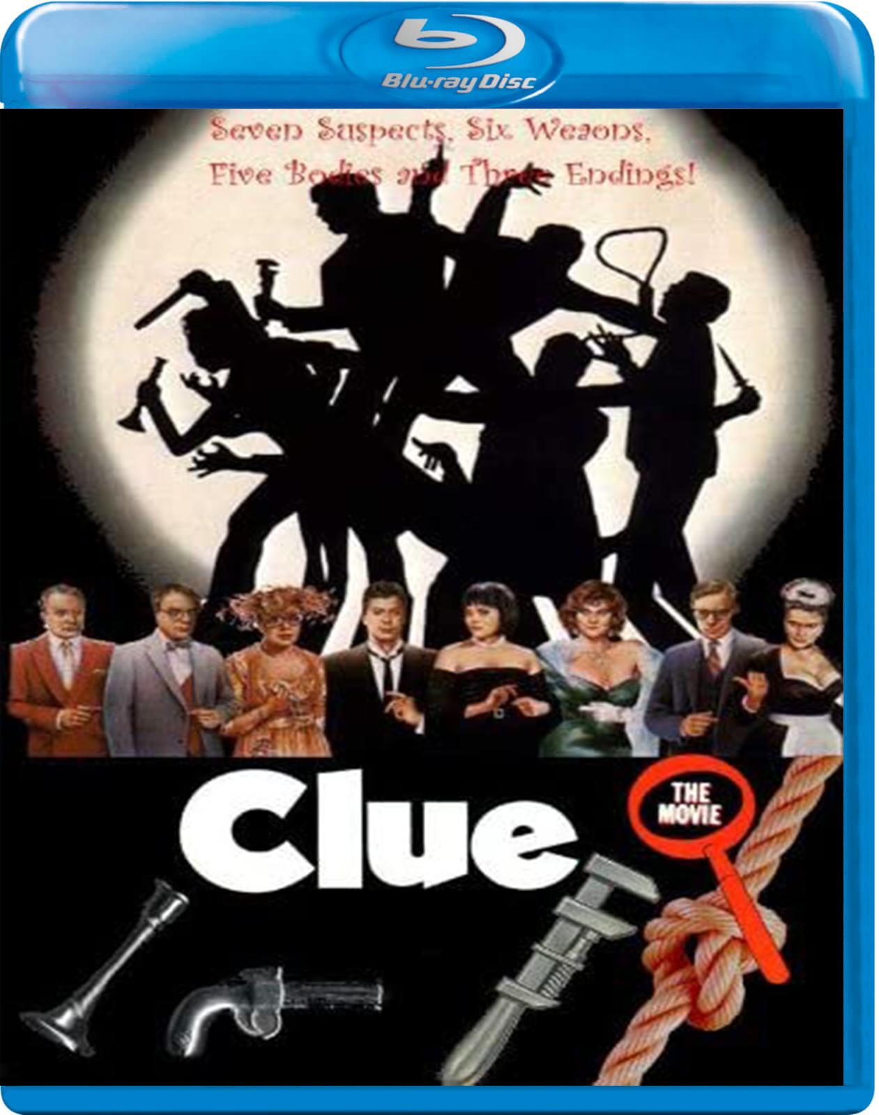 Clue [1985] [BD50] [Latino]