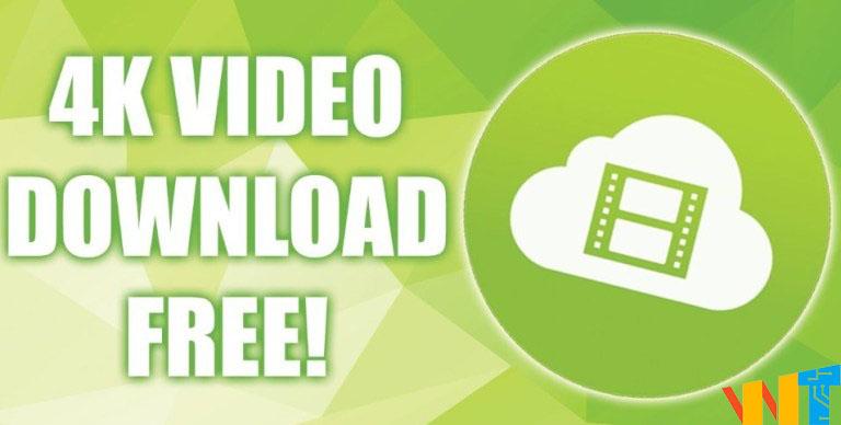 4K Video Downloader 4.8.2.2902 - Tải video Youtube, Facebook mới nhất