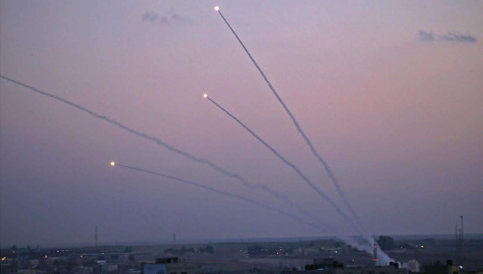 Hamas mengancam akan menembak Ashdod dan Beersheba jika operasi di Gaza berlanjut