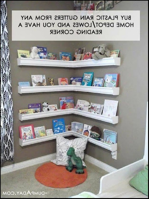 diy kids bookcase