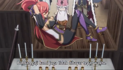 Ulysses: Jeanne D'Arc To Renkin No Kishi Episode 2 Subtitle Indonesia