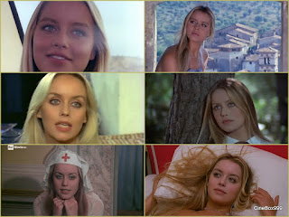 Erotic clips from films. Part 67. Gloria Guida.