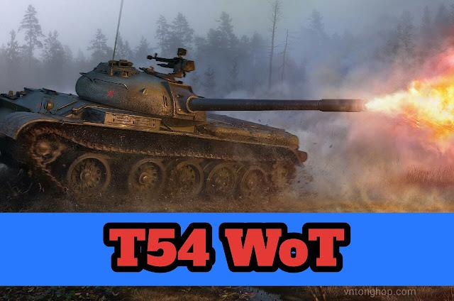 T54 - wot Đánh giá game World of tanks -6 năm - cày đến già không chán ?