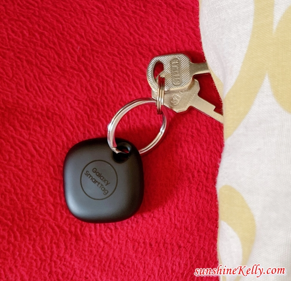 Galaxy SmartTag Review, Samsung, Samsung Galaxy, Galaxy S21 Ultra, Perfect for Absent-Minded People, Lifestyle