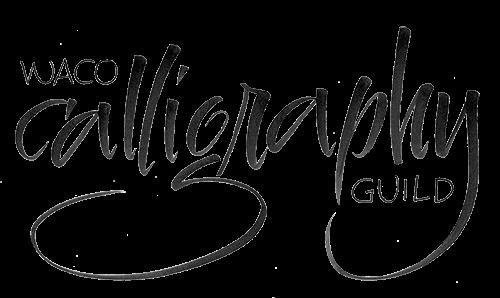 Waco Calligraphy Guild