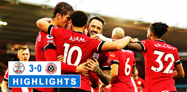 Southampton vs Sheffield United – Highlights