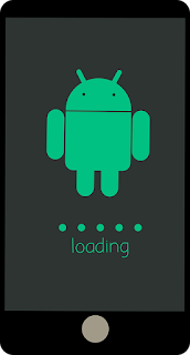 Loading Android OS