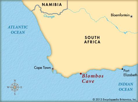 A Matemática no Continente Africano: o Ocre de Blombos