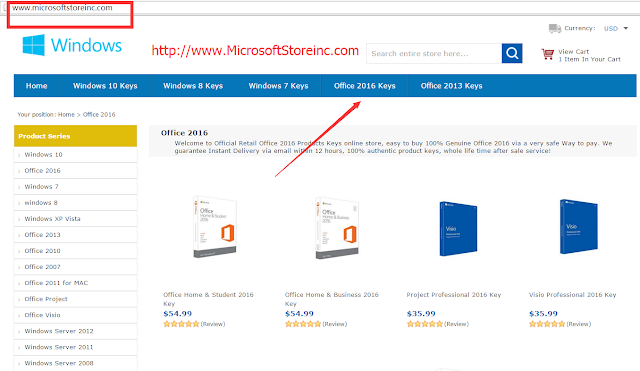 microsoft office 2016 home serial number