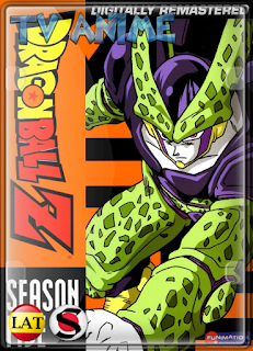DRAGON BALL Z: Saga de Cell (1992) HD 1080P LATINO/INGLES/JAPONES