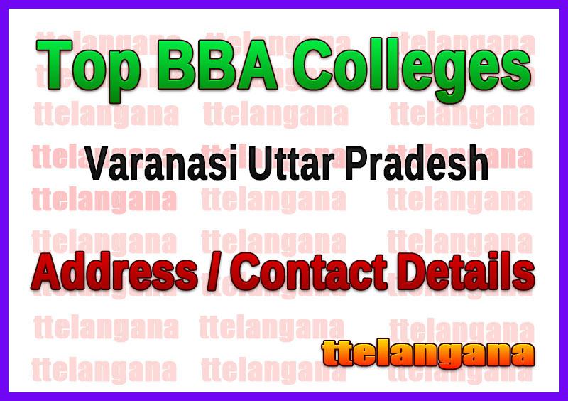Top BBA Colleges in Varanasi Uttar Pradesh