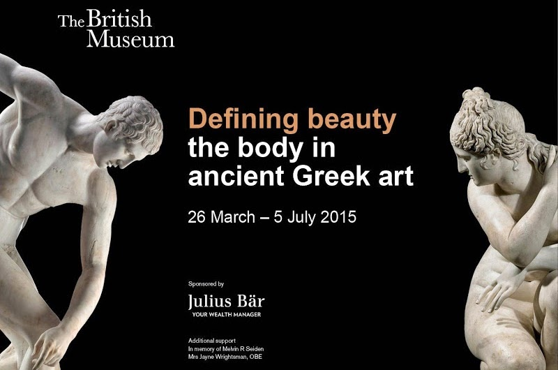 'Defining beauty: The body in ancient Greek art' at the British Museum