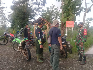 Patroli Bersama Guna Intensifkan Daerah Rawan Bencana