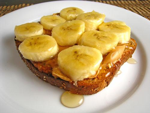 Banana and Butter Sandwich Recipe