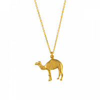 Alex Monroe Camel Necklace Pendant Jewellery Blog
